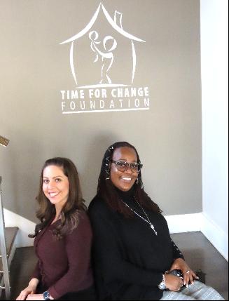 Time for Change Foundation Bezos Award
