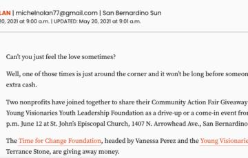2 San Bernardino Nonprofits Come Together for Community Support