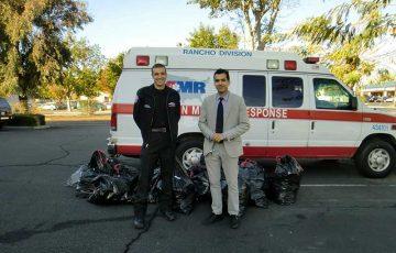 american-medical-response-donates-to